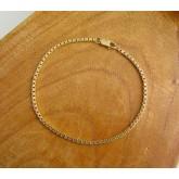 Armband ~ Gouden 14 karaats Venetiaans Armband beschikbaar tot en met 18.5cm