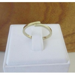 Ring ~ Gouden 14 karaats Design Ring
