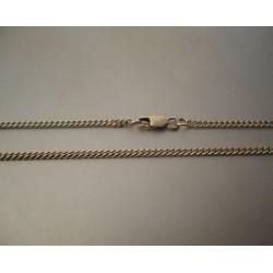 Ketting ~ Gouden 14 karaats gourmet ketting beschikbaar tot en met 60cm