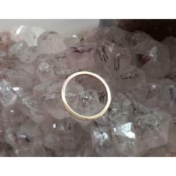 Ring ~ Geelgouden 14 karaats klassieke gladde ring