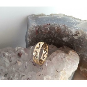 Ring ~ CREATIVE Gouden 14 karaats Ring