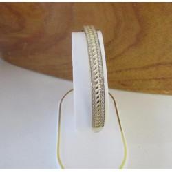 Armband ~ ORVA Gouden 14 karaats Zirconia armband