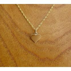 Hanger ~ ADELE Gouden 14 karaats Hart hanger