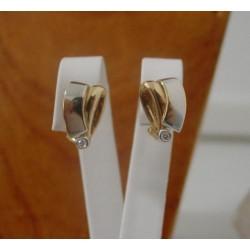 Oorbellen Diamant Impresionante